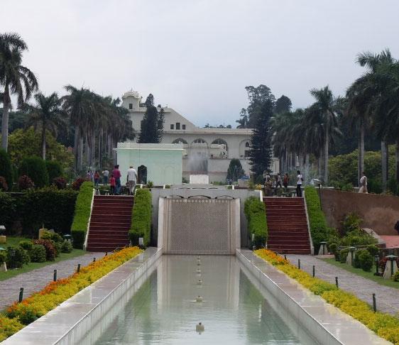 Pinjiore-Garden